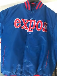 Montreal Expos men's sports jacket