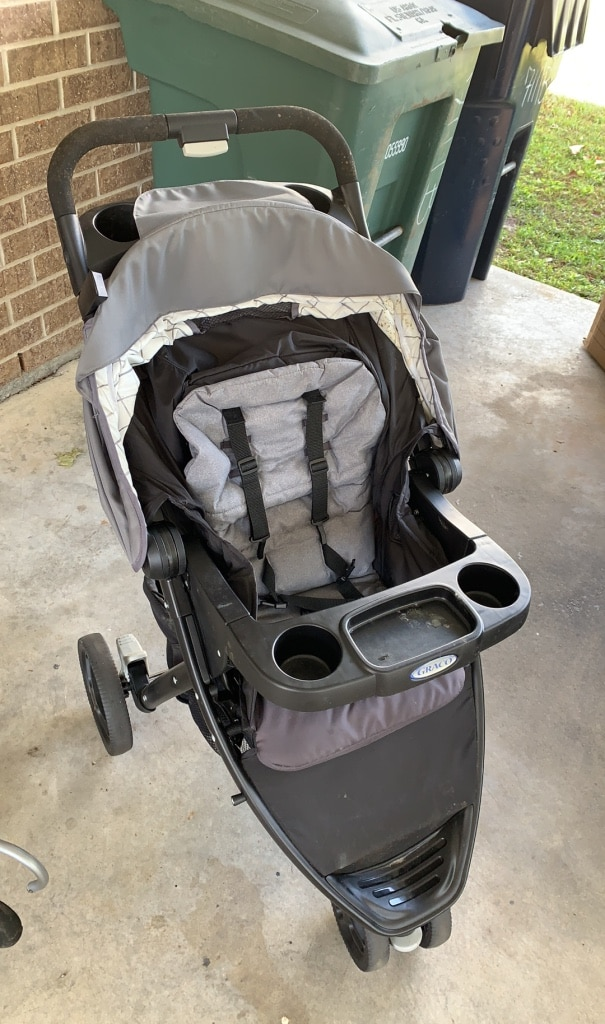 Photo Graco Stroller for toddlers