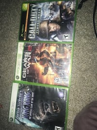 two Xbox One game cases Corman Park No. 344, S0K 4S1