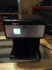 black and gray gas range oven Murray