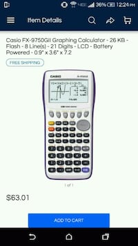 Brand new graphing calculator Fort Collins