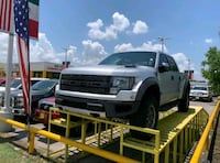 Ford - F-150 -Raptor  2011 down payment 2300 Houston