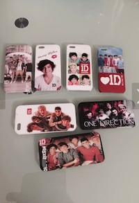 One direction iphone 5 deksler/cases Asker, 1387