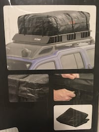 New waterproof rooftop carrier