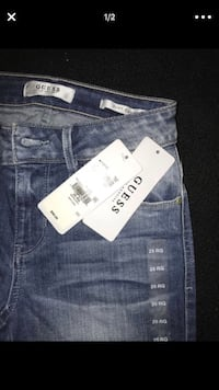blue Levi's denim bottoms San Diego, 92108