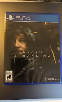 Death Stranding for PlayStation 4 **Brand new sealed** Toronto, M4Y 1M2