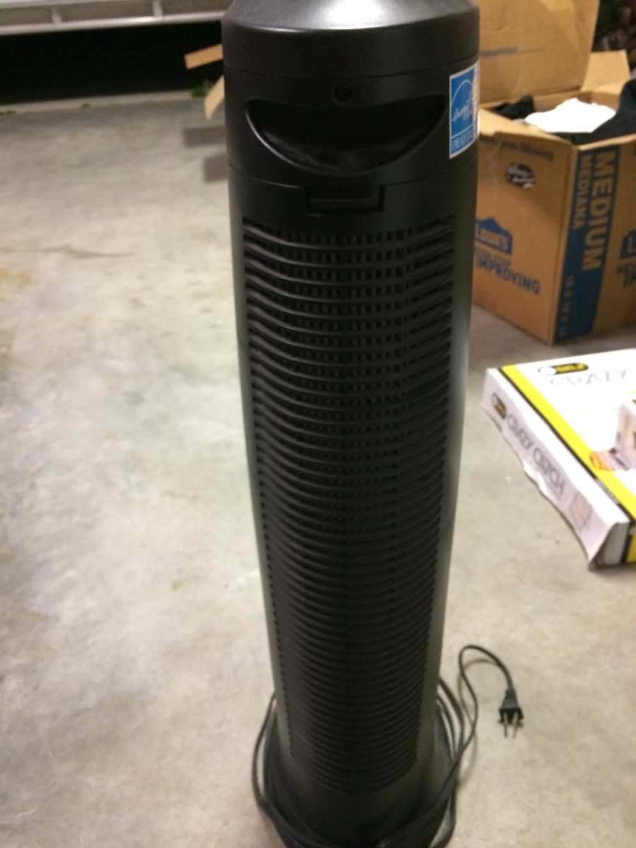 Tower Fan W Reusable Filter And UV In Jacksonville
