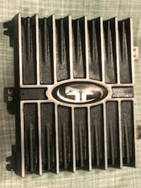 gray and black car amplifier Palmer, 99645