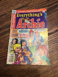 Comic Books about Archie (9)