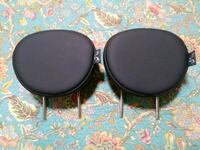 Mini Cooper Clubman Rear leather Head Rests