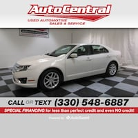 2012 Ford Fusion SEL Akron, 44314