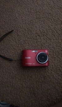 red point-and-shoot camera Compton, 90222