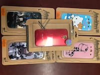 two pink and white iPhone cases 多伦多, M1P