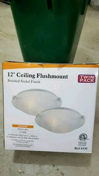 Twin pack of 2 potlights Brampton, L6X 0E5