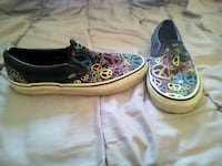 Vans peace and love