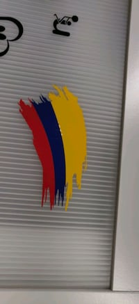 Colombia Decals
