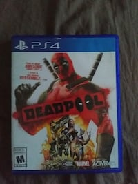 Deadpool PS4 2672 km