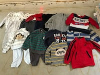 Boys jackets/sets lot- 18 months