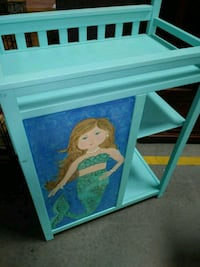 Decorative Baby changing table  Georgetown