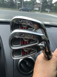 Taylor Made Burner XD right handed 7 4 & 9 irons Vaughan, L4K 5R8
