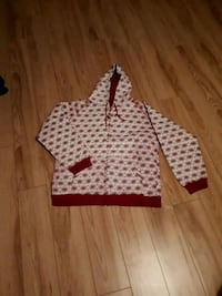 Red hoddie XL perfect condition Longueuil, J3Y 8T4