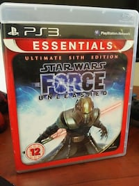 PS3 Star Wars The Force Unleashed (Sith Edition) Mississauga, L4T 1B2