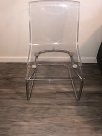 Plastic Chairs, Set of Four