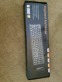 Keyboard and mouse Gurnee