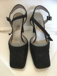 Black damask shoes for sale! Vaughan, L4H 2V6