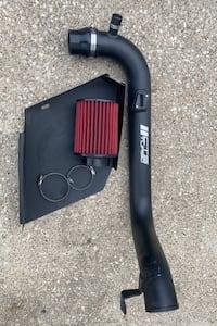 CTS turbo cold air intake