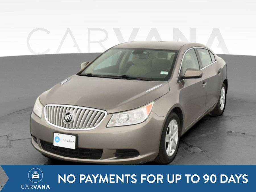 Photo 2011 Buick LaCrosse sedan CX Sedan 4D Brown