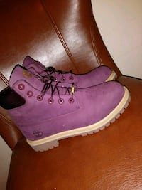 Timbs size 6y Tampa, 33611