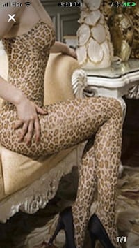 Free With Purchase Leopard Jumpsuit (Read Info) Vaughan, L6A 3P3
