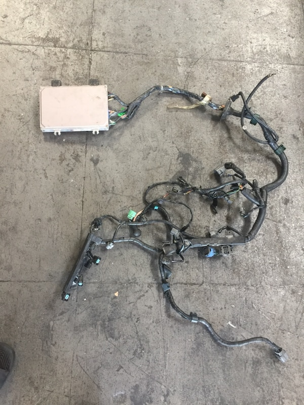 Wiring Harness and ECU D16Y8 Vtec CIVIC 96-98 on