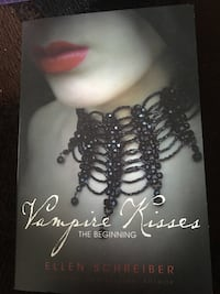 Brand new never Read  VAMPIRE KISSES Port Hope, L1A 3Z8