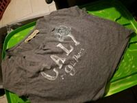 Hollister size large womens