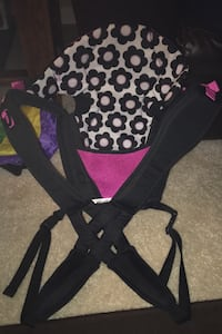 Evenflo pink baby carrier