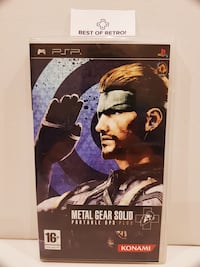 Metal Gear Solid Portable OPS plus + Castelldefels, 08860