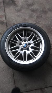 GET YOURSELF 4 BMW TIRES FOR $345!! Toronto, M1B 1B9