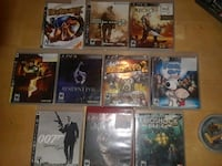 ps3 games 2.50 a piece