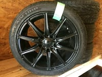 """16"""" fast mags and tires"""