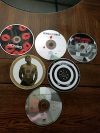 CDs $3 a piece or all 6 for 15 Milwaukee, 53202