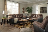 Gregale Coffee Living Room Set | 91603 Houston, 77036