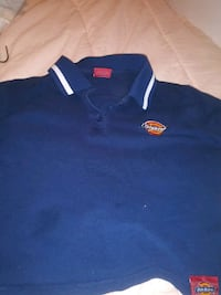 Dickies cropped t shirt
