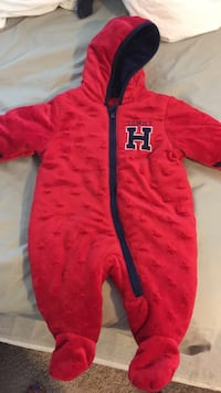 Tommy Hilfiger baby winter coat 3-6 month
