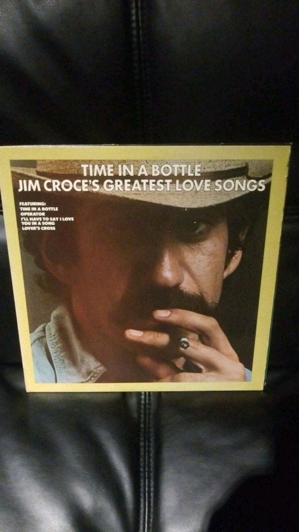 Used Jim Croce\'s greatest love songs for sale in Montville - letgo