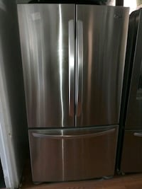 LG Stainless Steel Fridge Los Angeles, 90003