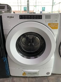 4.5 Cu. Ft. Whirlpool Front Load Washer