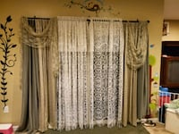 Curtains (12 pieces) Fredericksburg, 22407