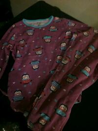 Girls pj's size 7/8 London, N5W 2Y8